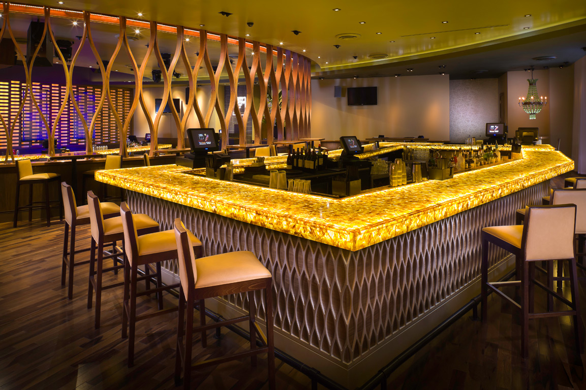 ... Callin Fortis Night Club Restaurant Design Dirty Martini  ...