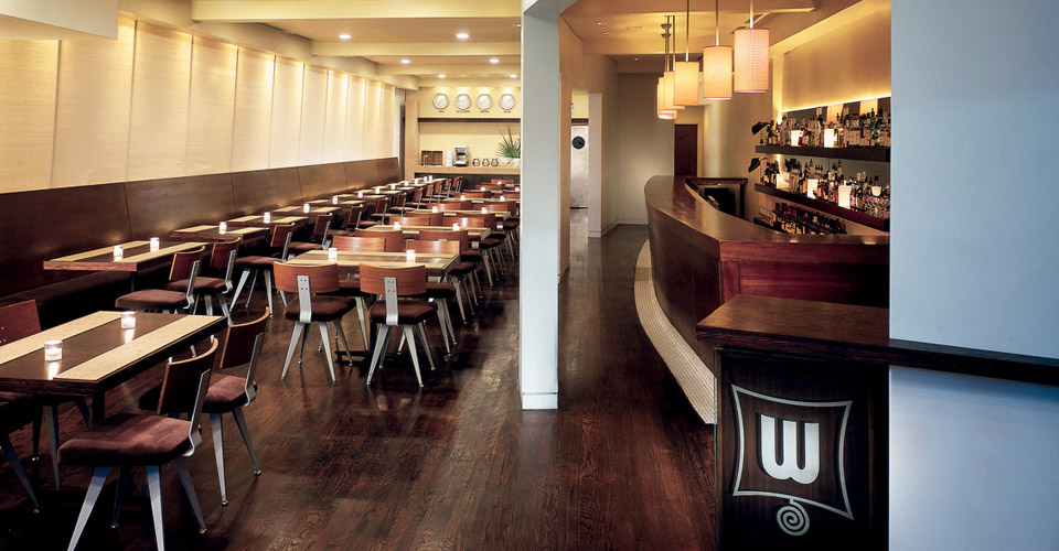 Watusi - Restaurant Design by Callin Fortis