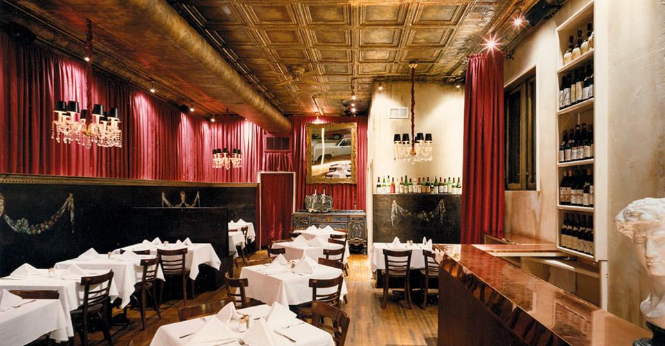 Oh La La! - Restaurant Design by Callin Fortis