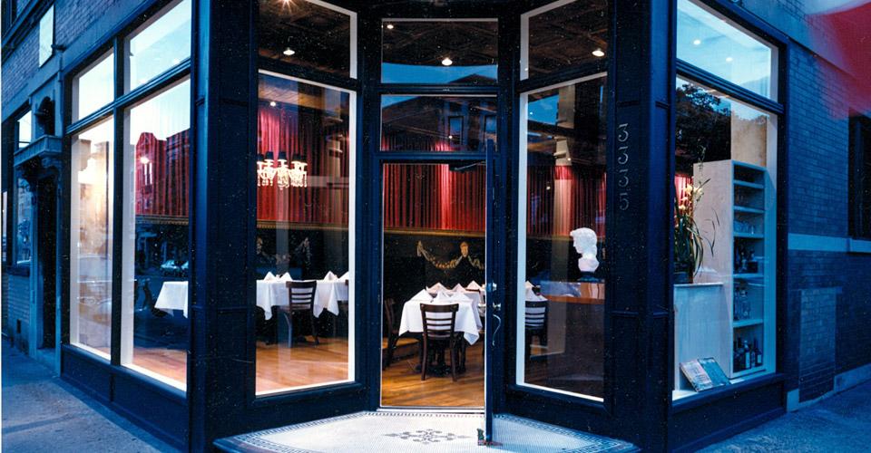 Oo La La! - Restaurant Design by Callin Fortis