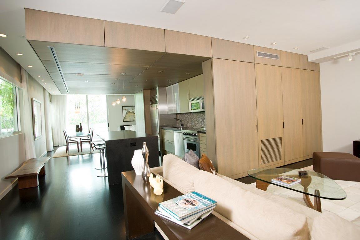 Callin fortis residential hospitality restaurant for Residential interior decorator